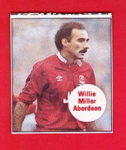 Aberdeen Willie Miller Scotland